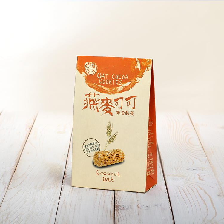 燕麥可可-椰香穀麥