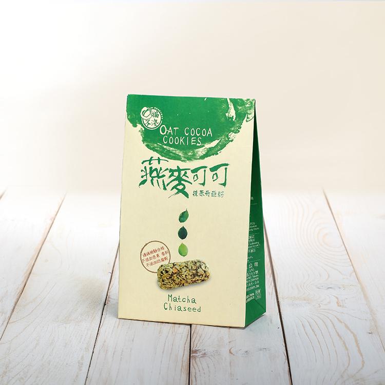 燕麥可可-抹茶奇亞籽